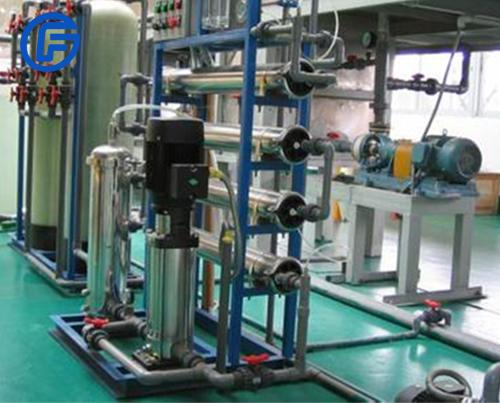 Electrophoretic coating production line