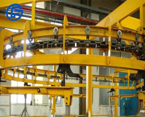 Hanging conveyor