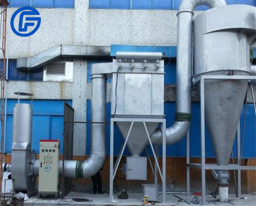 Explosion-proof dust collector