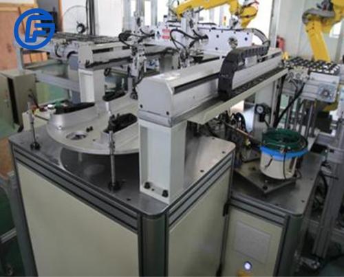 Automated robotic equipment
