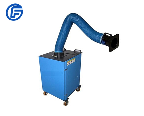 Welding smoke purifier