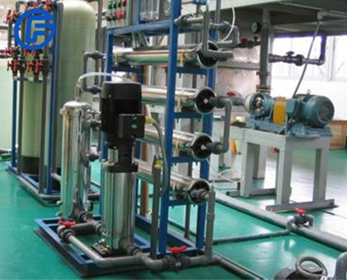 Electrophoretic coating production line
