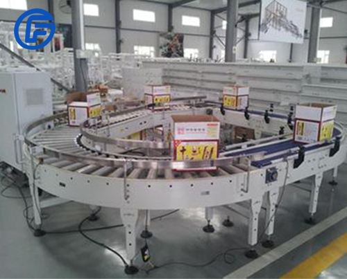 Chain conveyor equipment