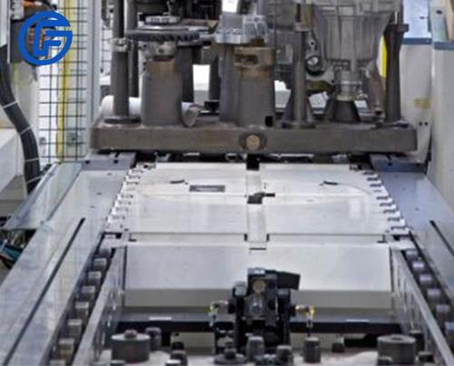 Automatic conveyor equipment