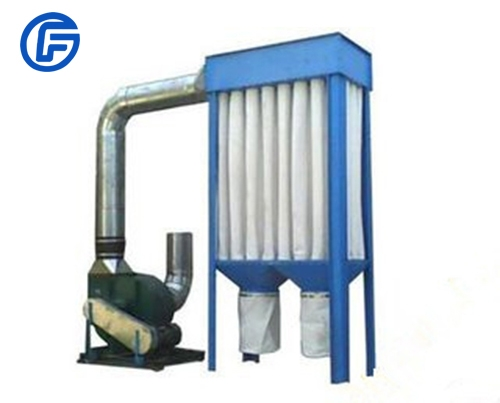 Cloth bag dust removal equipment